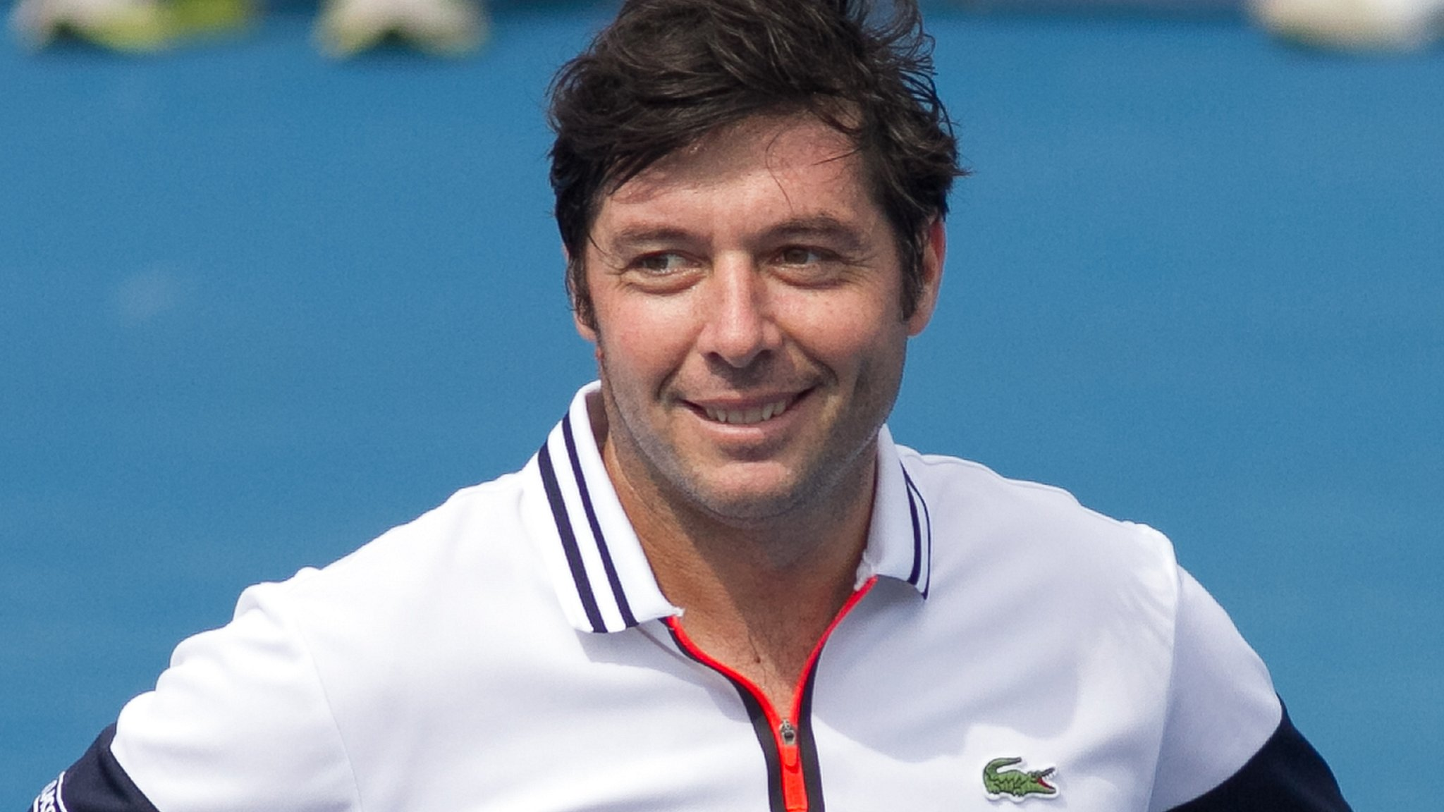 Davis Cup: Sebastien Grosjean named France captain for next two seasons