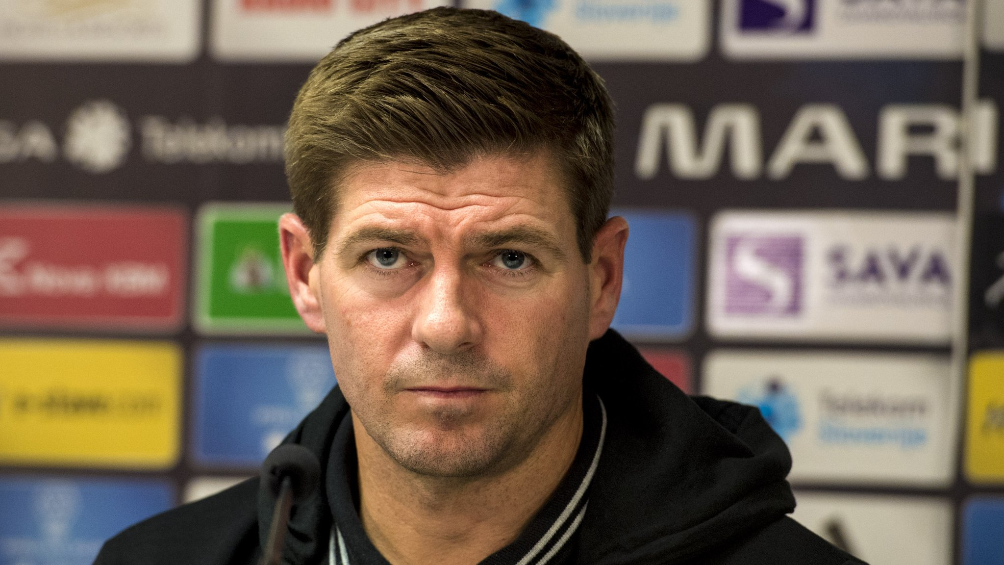 Rangers look to hurt Maribor in Europa League return - Steven Gerrard