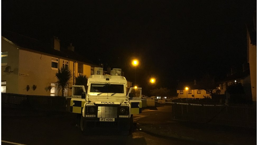 Derry: Man shot in legs in 'vicious and brutal' attack
