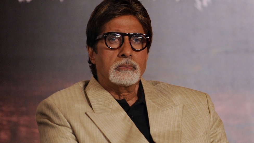 File photo: Indian actor Amitabh Bachchan, 25 March 2010