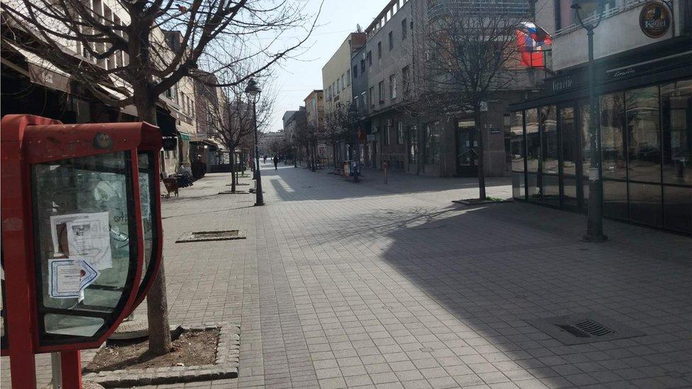 ulica kralja petra u smederevu