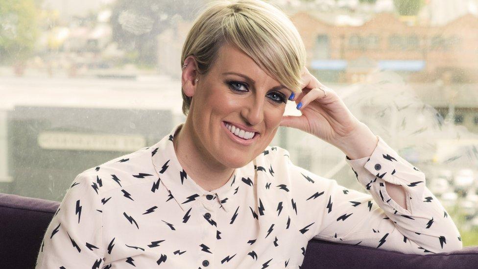 Steph Mcgovern Bbc Reporter Says Posh Presenters Earn More Bbc News