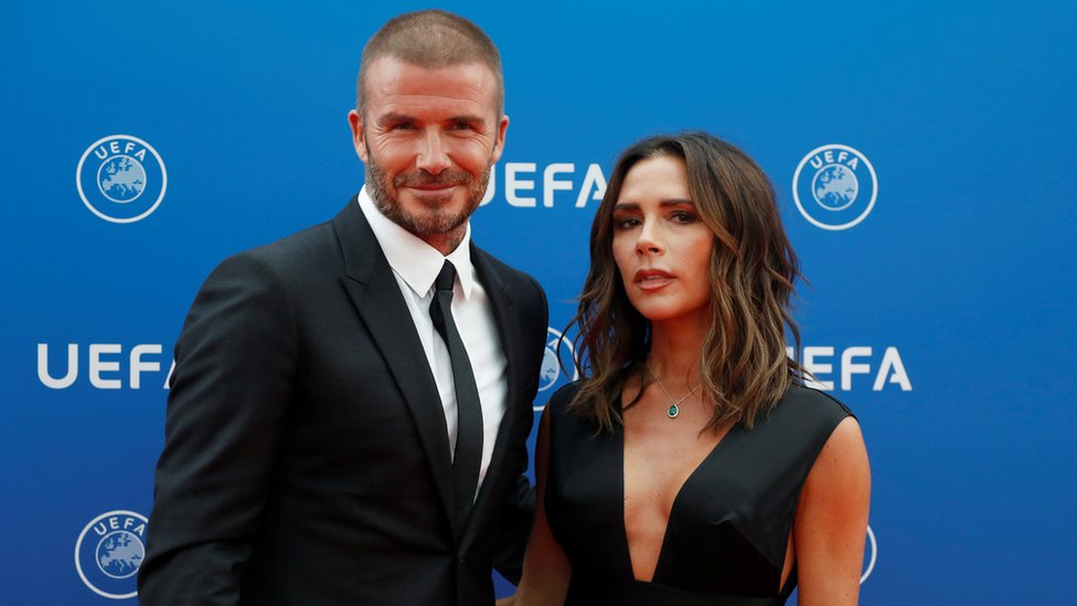 David Beckham admits marriage 'hard work'