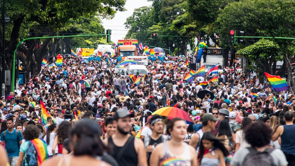 Orgullo Gay en Costa Rica, 2019