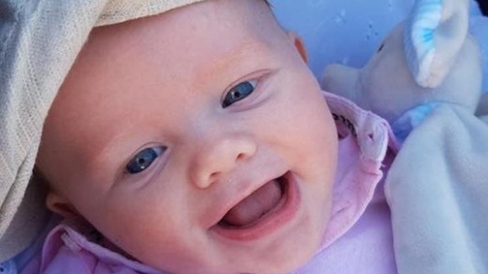 'Tragic' Neath baby died in bed with mother, inquest hears