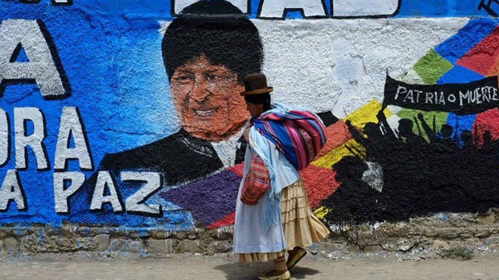 Четвертый срок Эво Моралеса. Почему президент Боливии не хочет уходить?