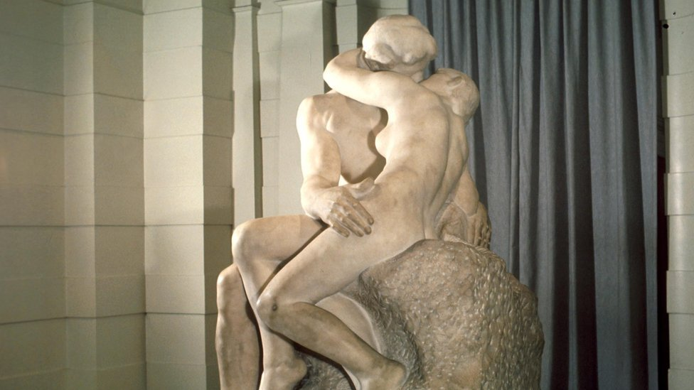 Ipswich museum visitor numbers boosted by Rodin's Kiss