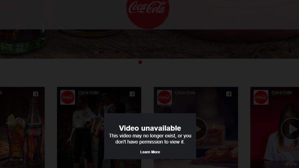 Video nedostupan na sajtu Koka-kole