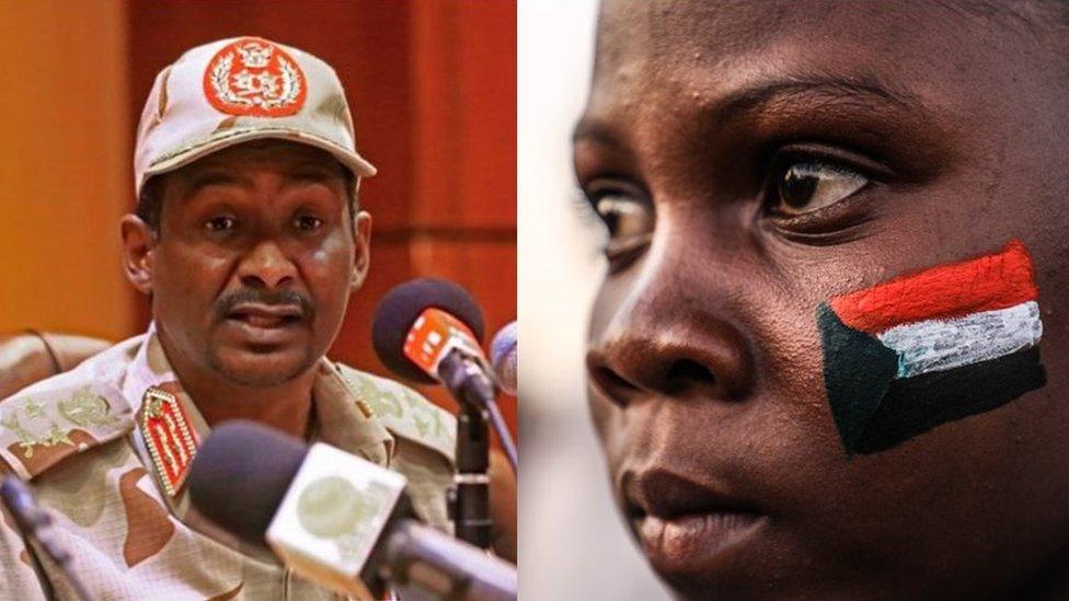 فض اعتصام اعتصام القيادة العامة: إلى أين يتجه السودان؟