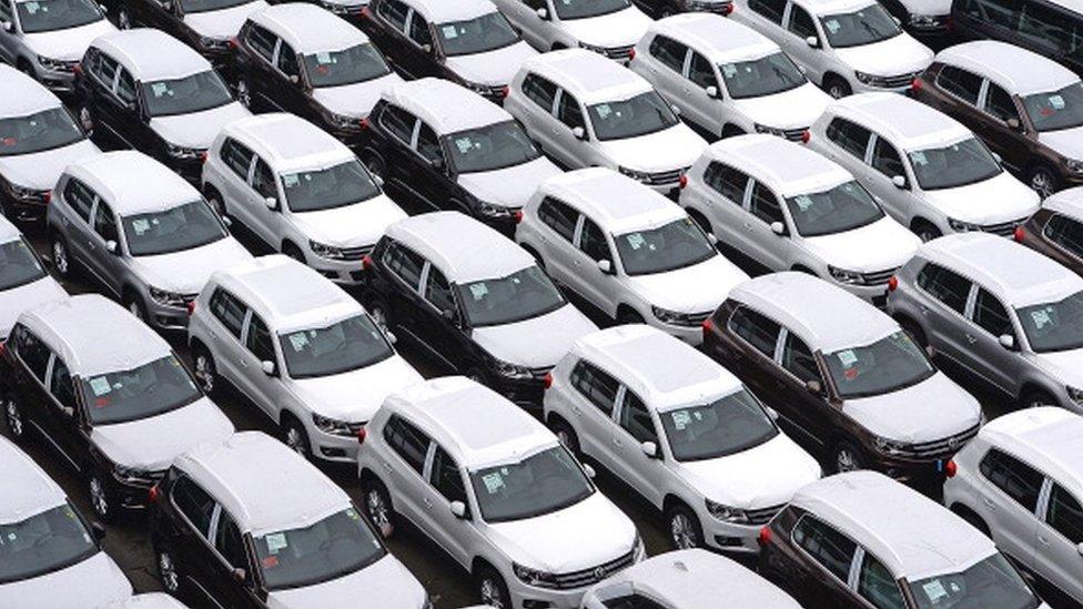 El aumento de los aranceles al acero y el aluminio puede llevar a que aumente el precio de los carros en Estados Unidos.