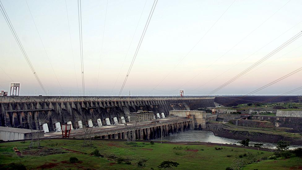 Imagen de archivo de Itaipú