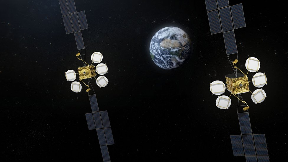 European firms to build satellite parts in UK