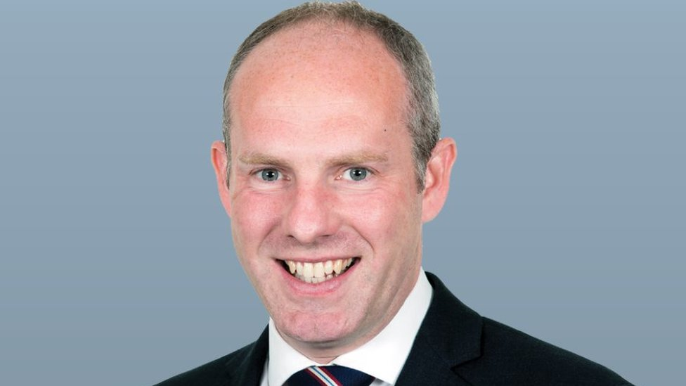 Justin Tomlinson MP