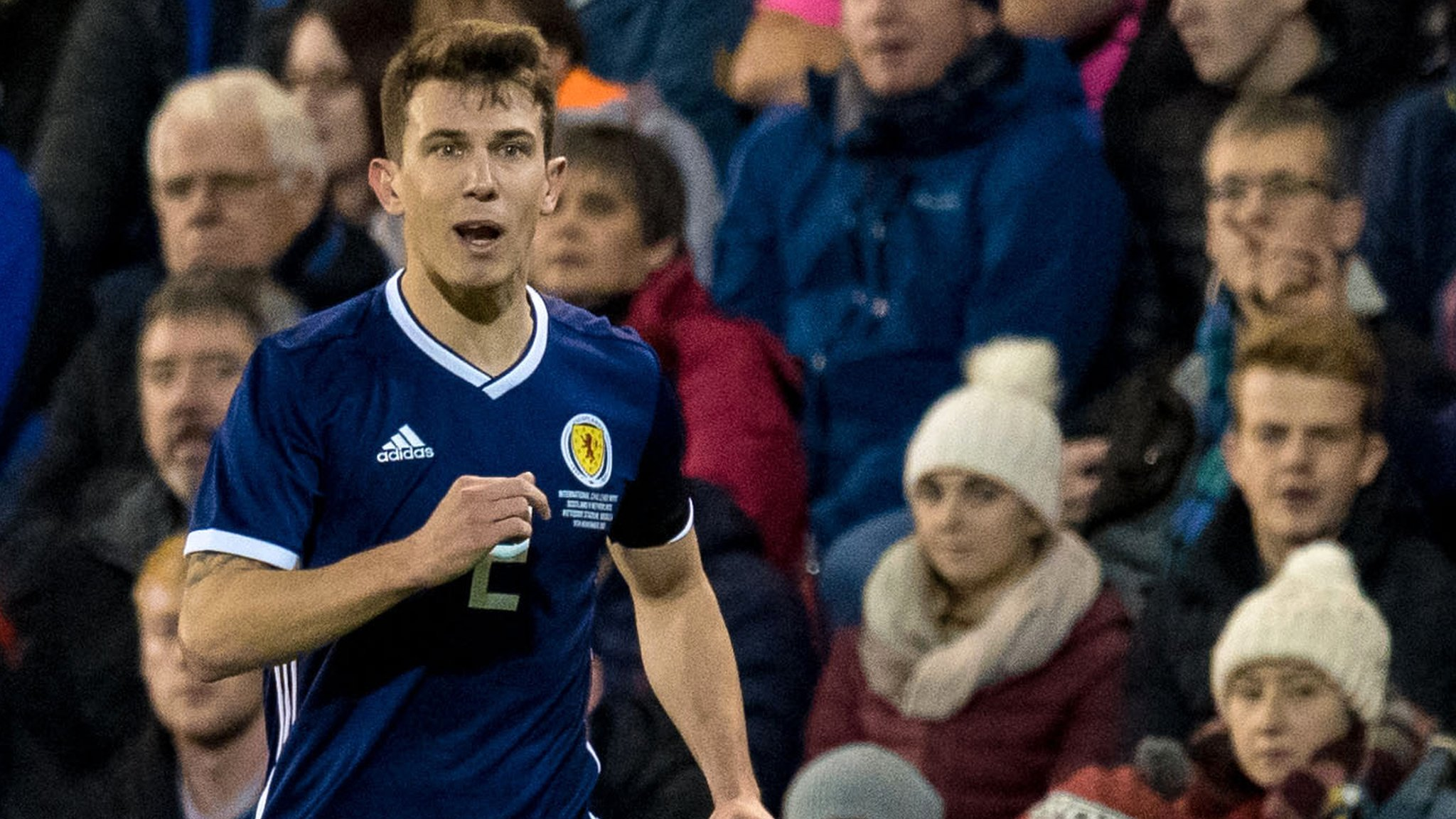 Scotland: Ryan Jack out for Nations League double-header with Albania & Israel.