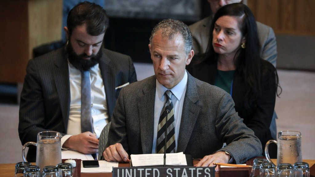 United States dilutes UN rape-in-war resolution