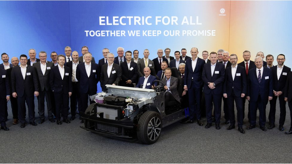 Consejo directivo de Volkswagen .