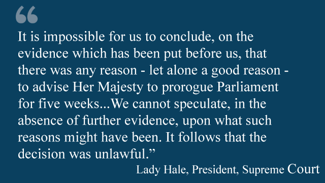Quote from Lady Hale