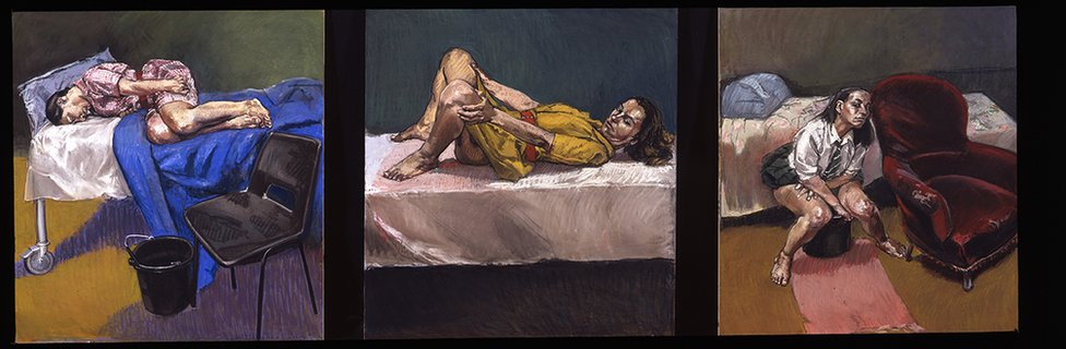 Paula Rego exhibition in Milton Keynes