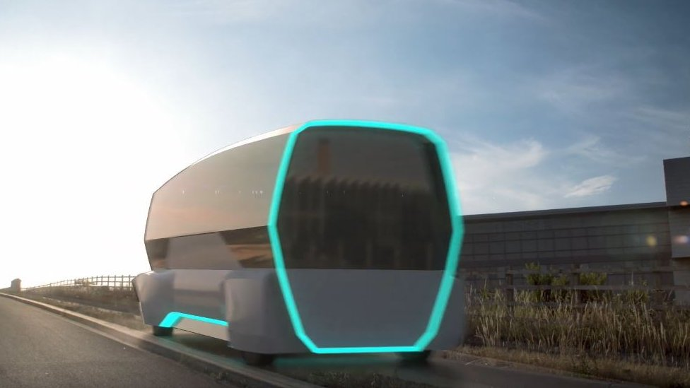 Cambridge vision includes self-driving buses and metro