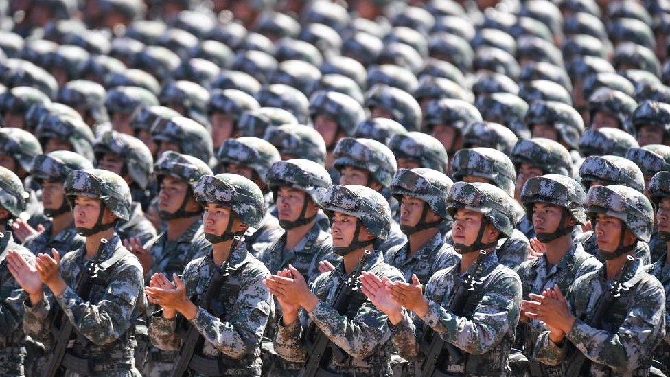 China se ha convertido en el quinto mayor exportador mundial de armas.