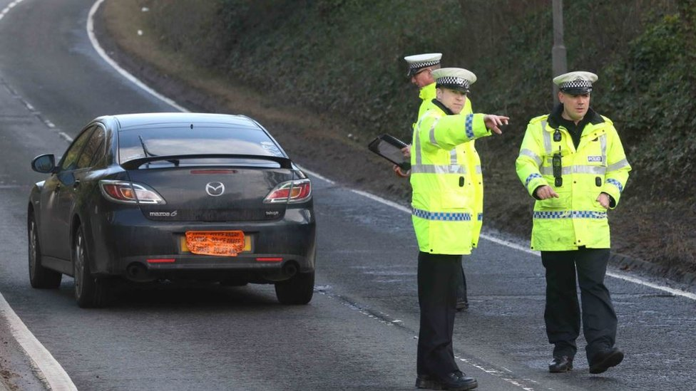 Woman pedestrian seriously injured on Inverness A9 slip road