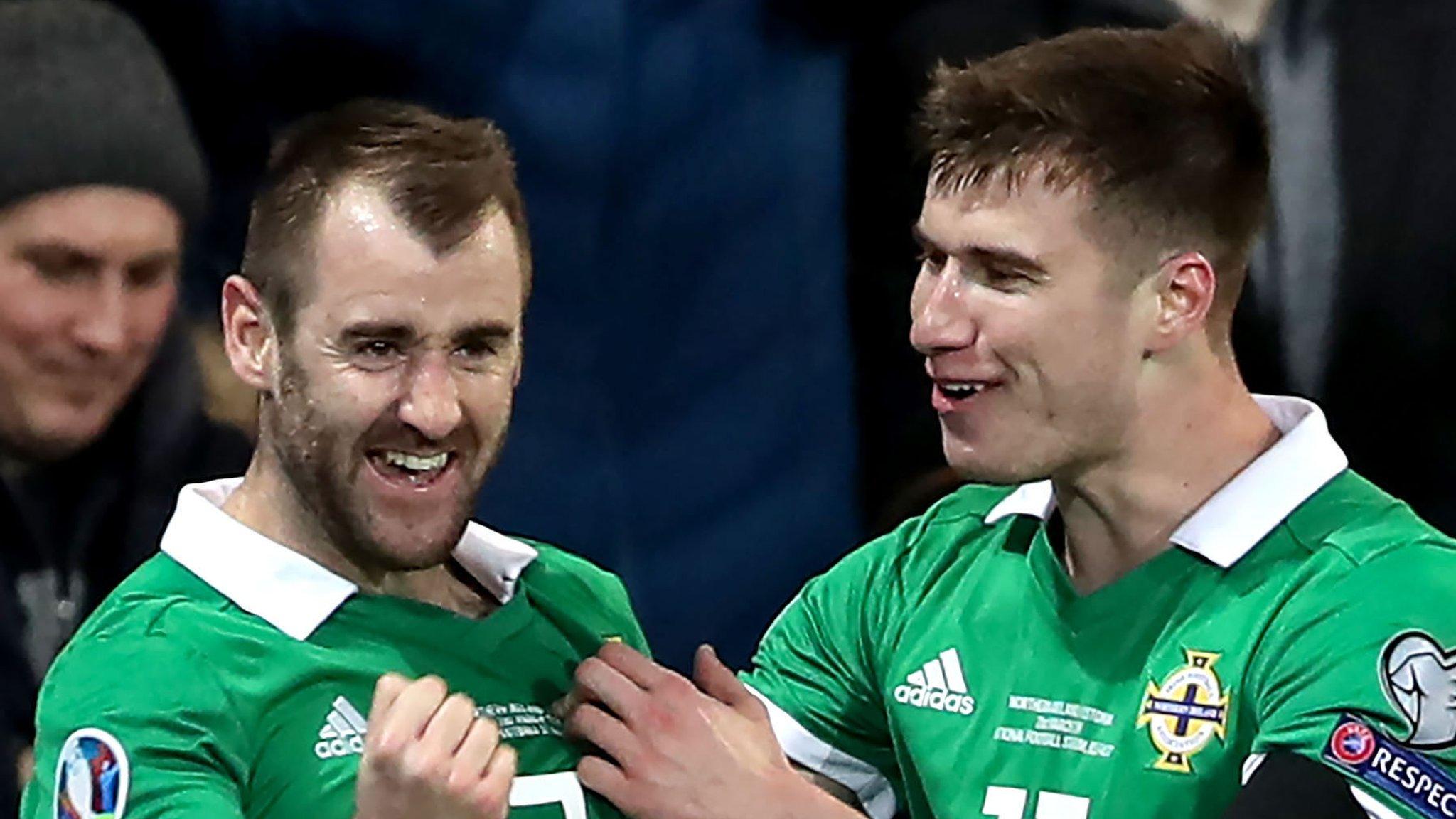 Euro 2020 qualifiers: Northern Ireland aim to continue winning start against Belarus