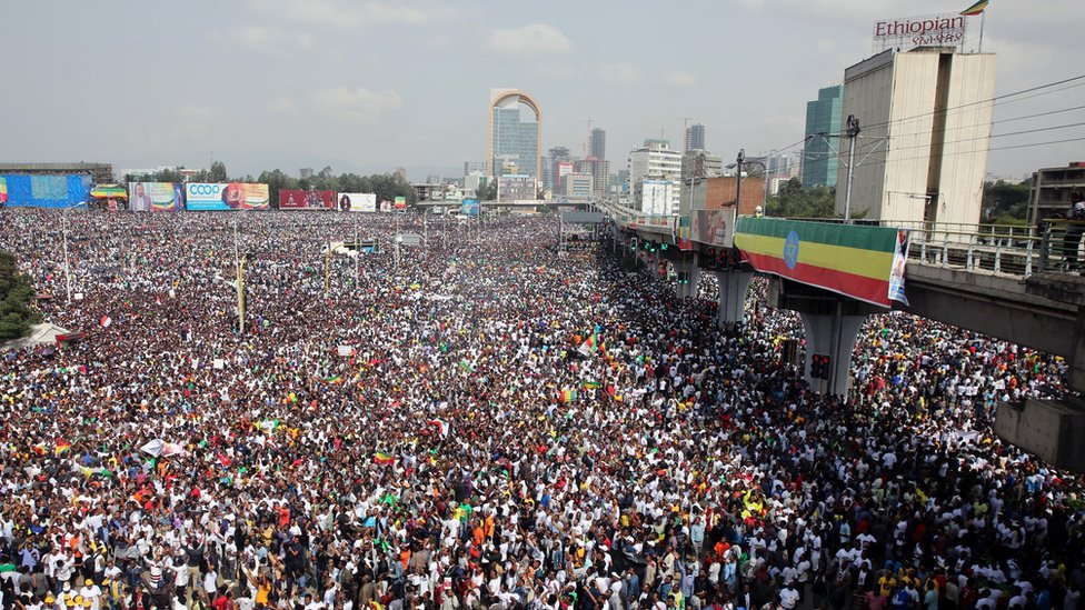 thousands attended the rally