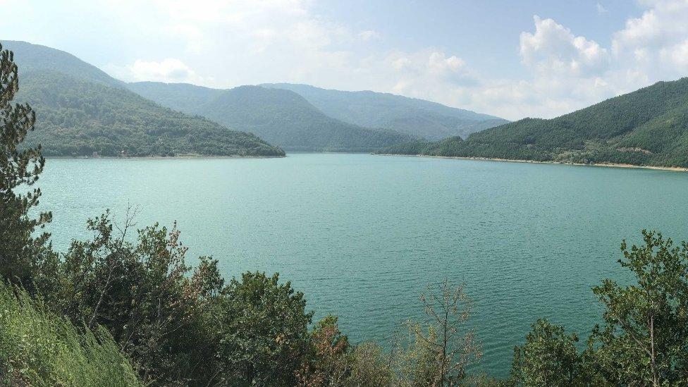 Jezero Gazivode