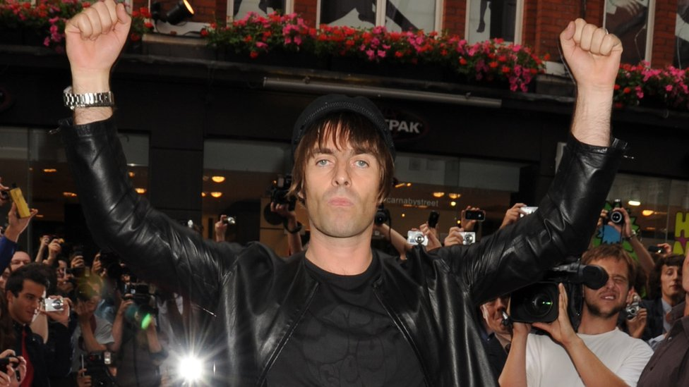 BBC News - Liam Gallagher's Pretty Green fashion brand bought by JD Sports