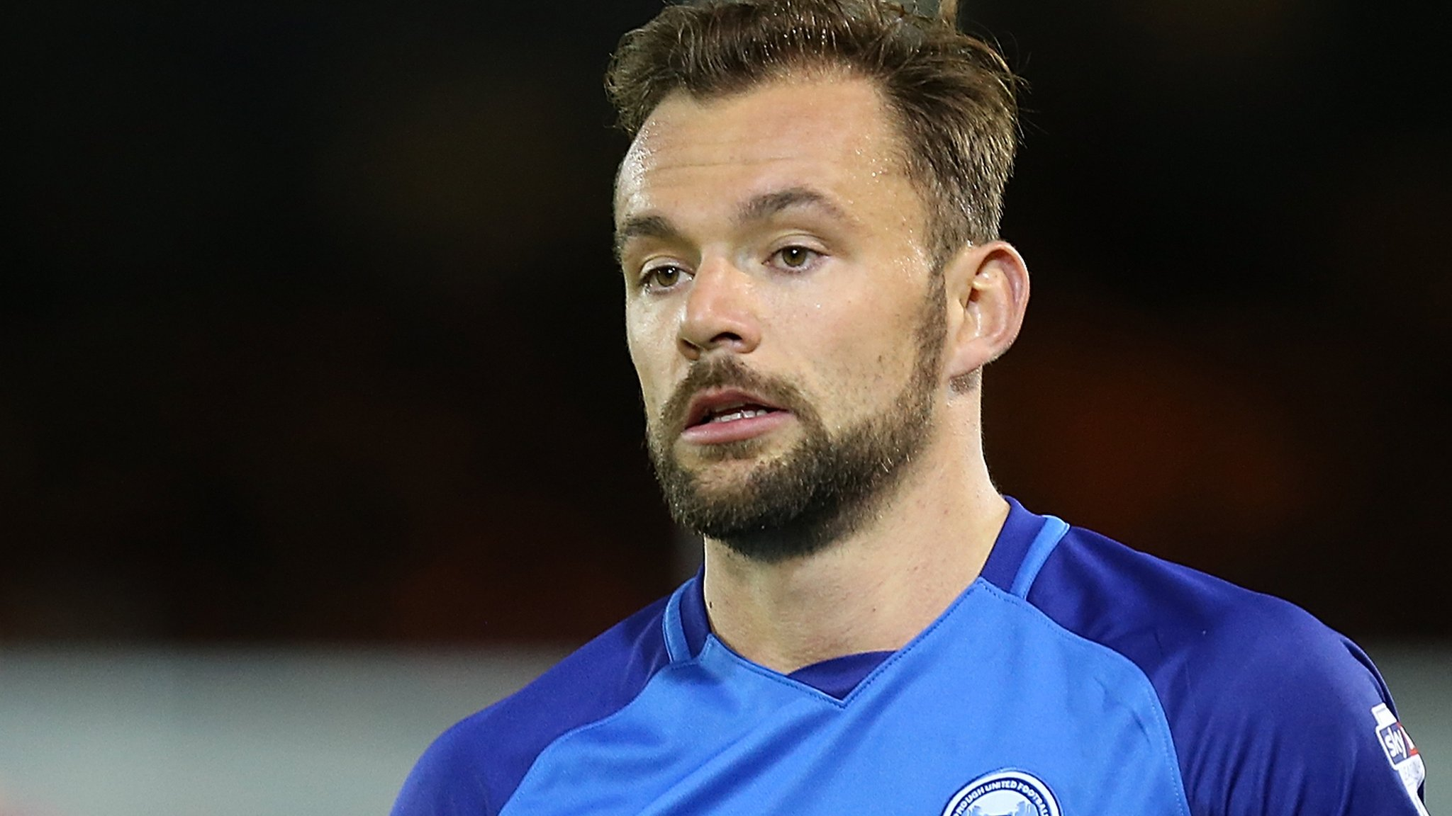 Danny Lloyd: Peterborough United midfielder joins non-league Salford City