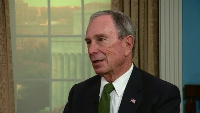 """Bloomberg: """"Social change is led from the bottom up, not the top down"""""""
