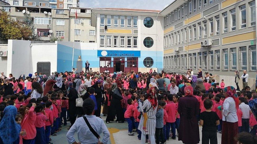Fatih İlkokulu