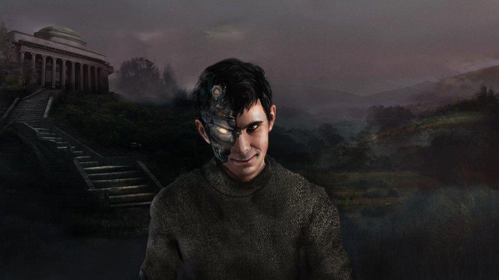 Norman, algoritmo psicópata