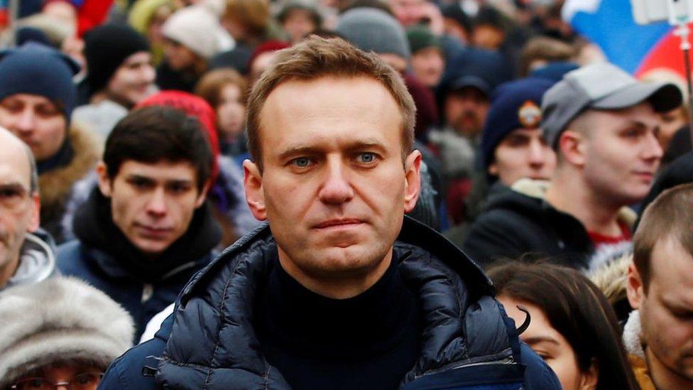 На Навального и его соратников завели новое дело - о создании экстремистского сообщества
