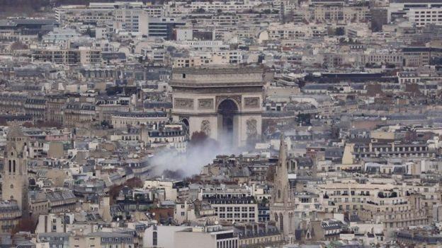 Toma general de París