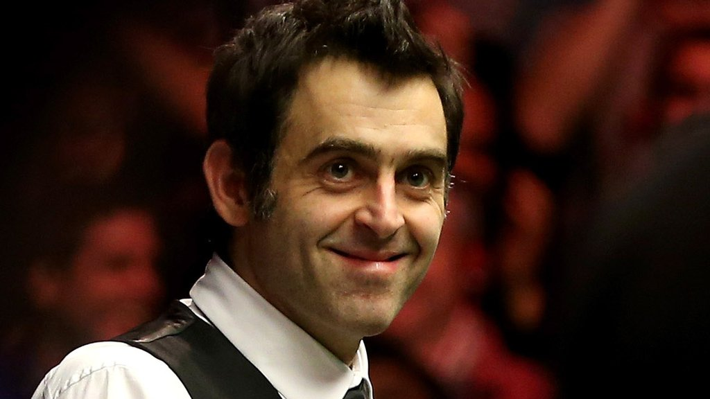 Ronnie O'Sullivan: Englishman makes 15th maximum break at English Open