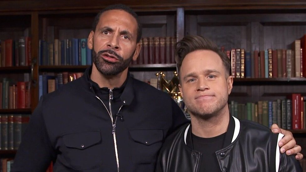 Rio Ferdinand and Olly Murs pick Premier League poetry winners