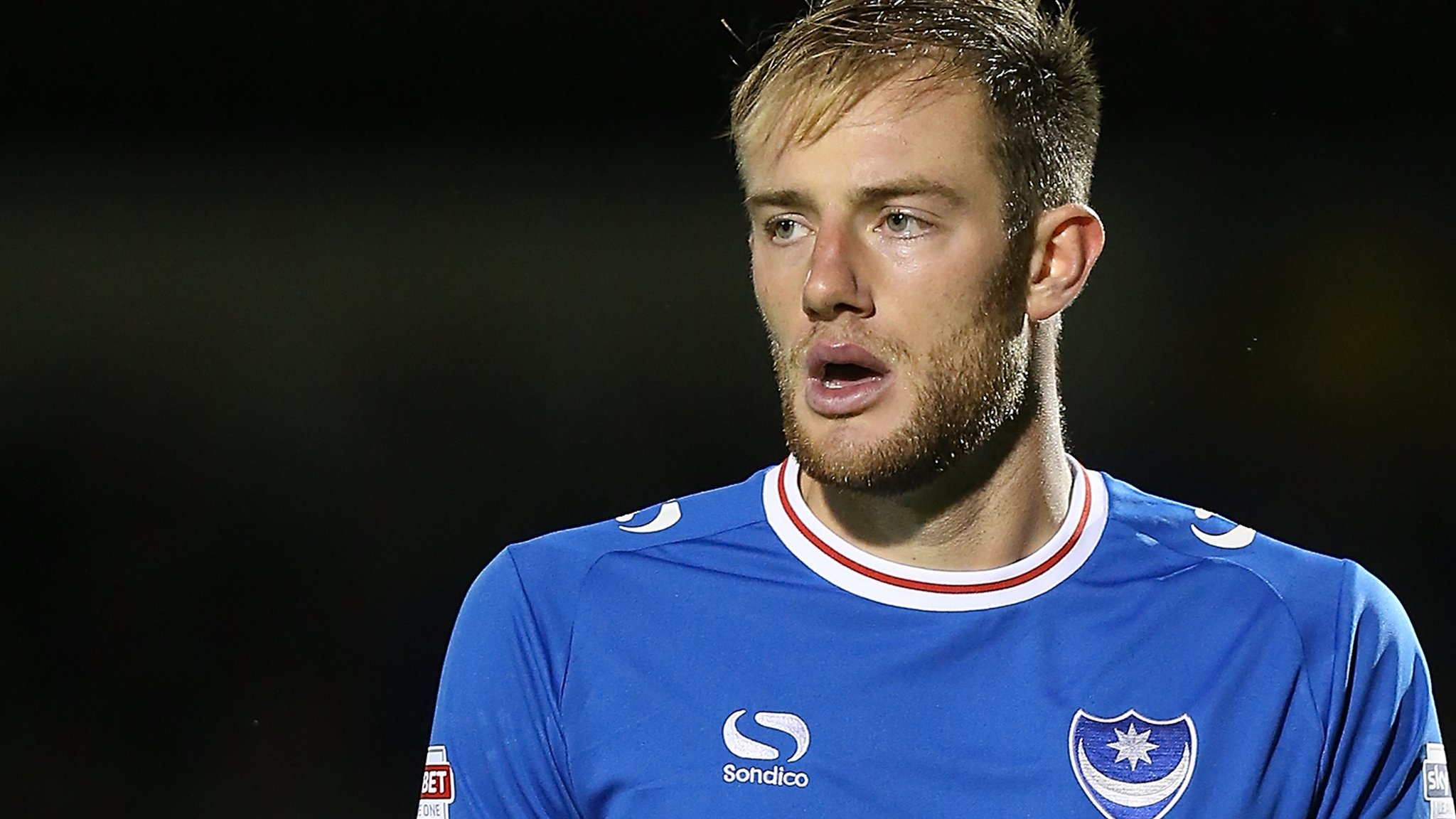 Matt Clarke: Portsmouth would only be interested in 'astronomical offer'
