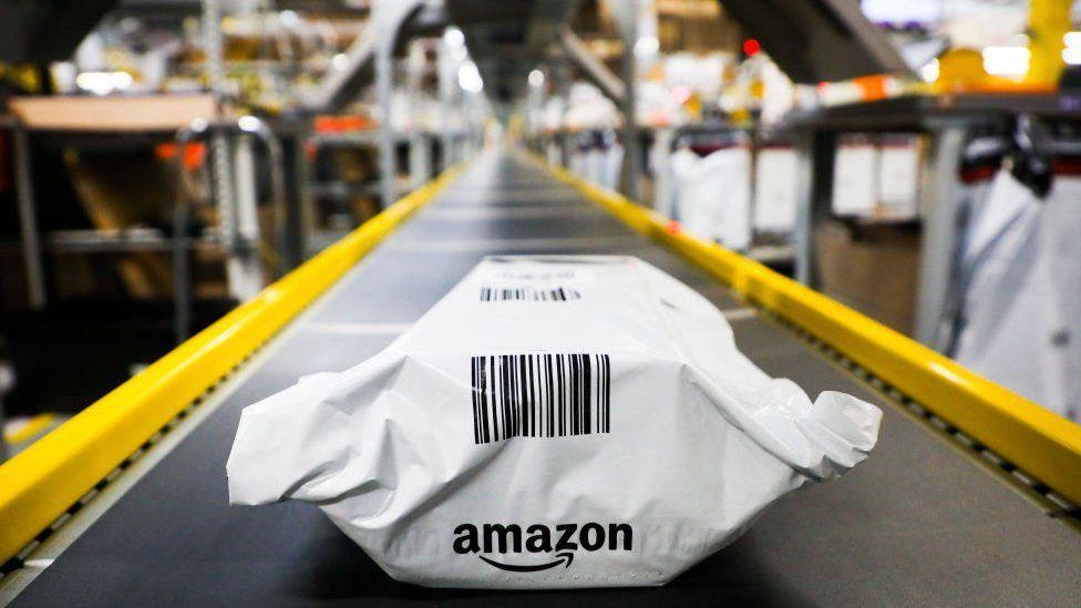 亞馬遜的市場主導地位引來許多質疑(Credit: Getty Images)