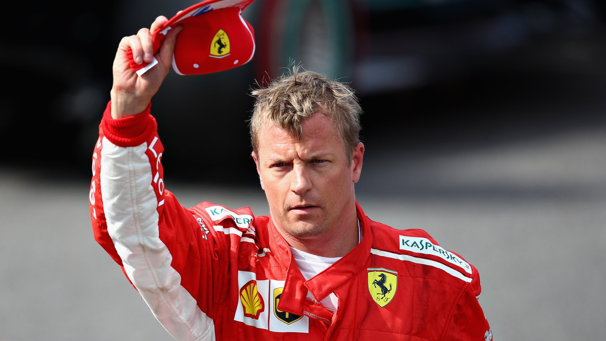 Is Raikkonen right to stay in F1? Palmer's latest column