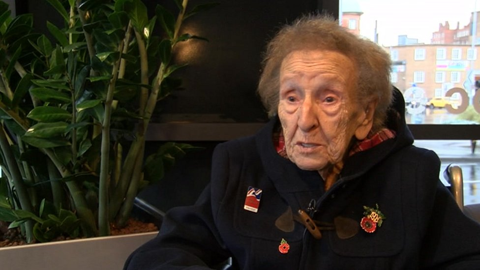 Enigma code veteran to take secrets 'to end of my days'