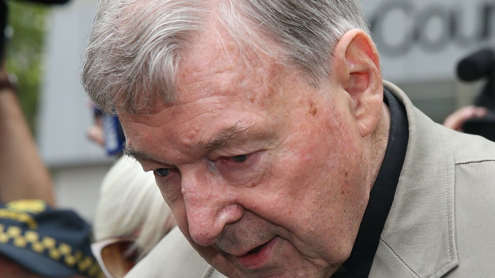 George Pell NO USAR / BBC