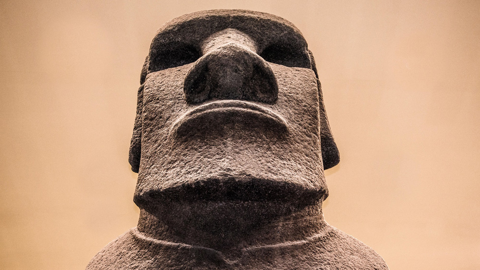 'Stolen friend': Rapa Nui seek return of moai statue