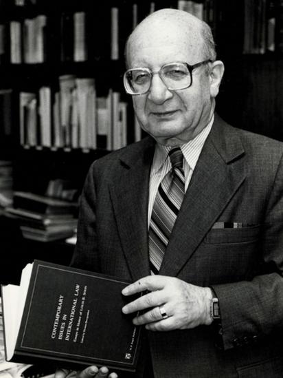 Louis B Sohn
