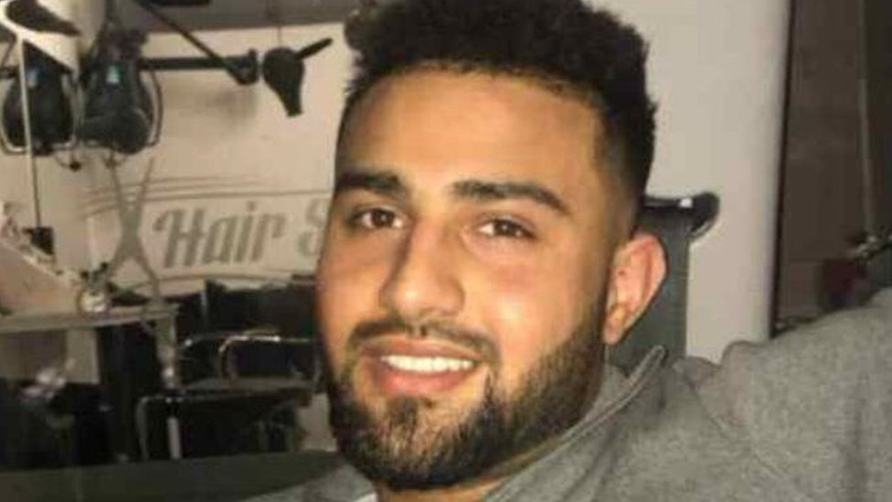 Ahsanullah Nawazai stab death: Man 'murdered for drugs'