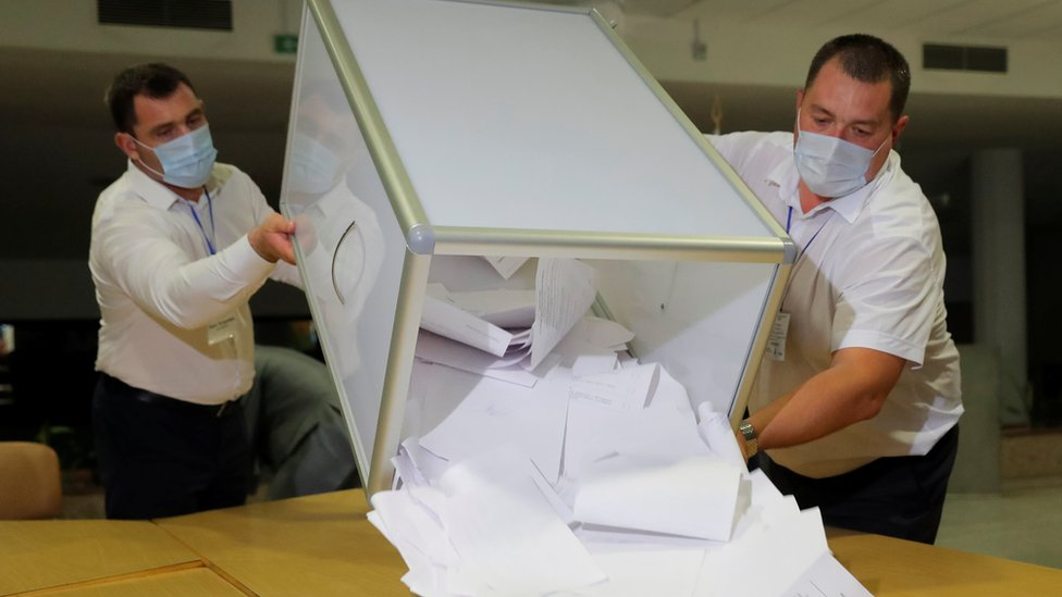 ЦИК Беларуси: Лукашенко набирает больше 80% голосов