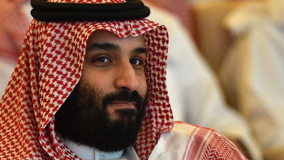 Jamal Khashoggi: CIA 'blames bin Salman for murder'