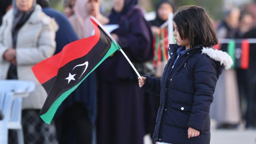 24 de enero de 2020, Libia