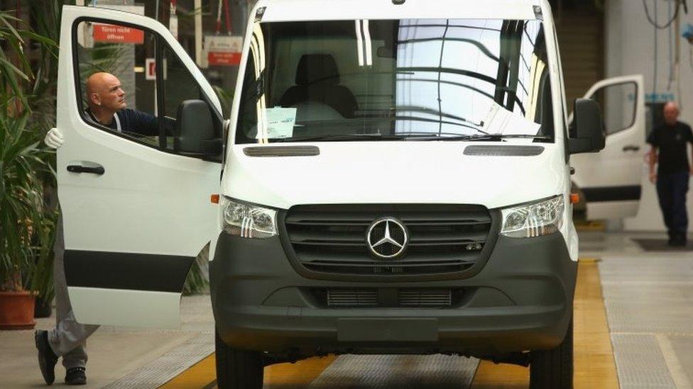 德國的汽車製造業