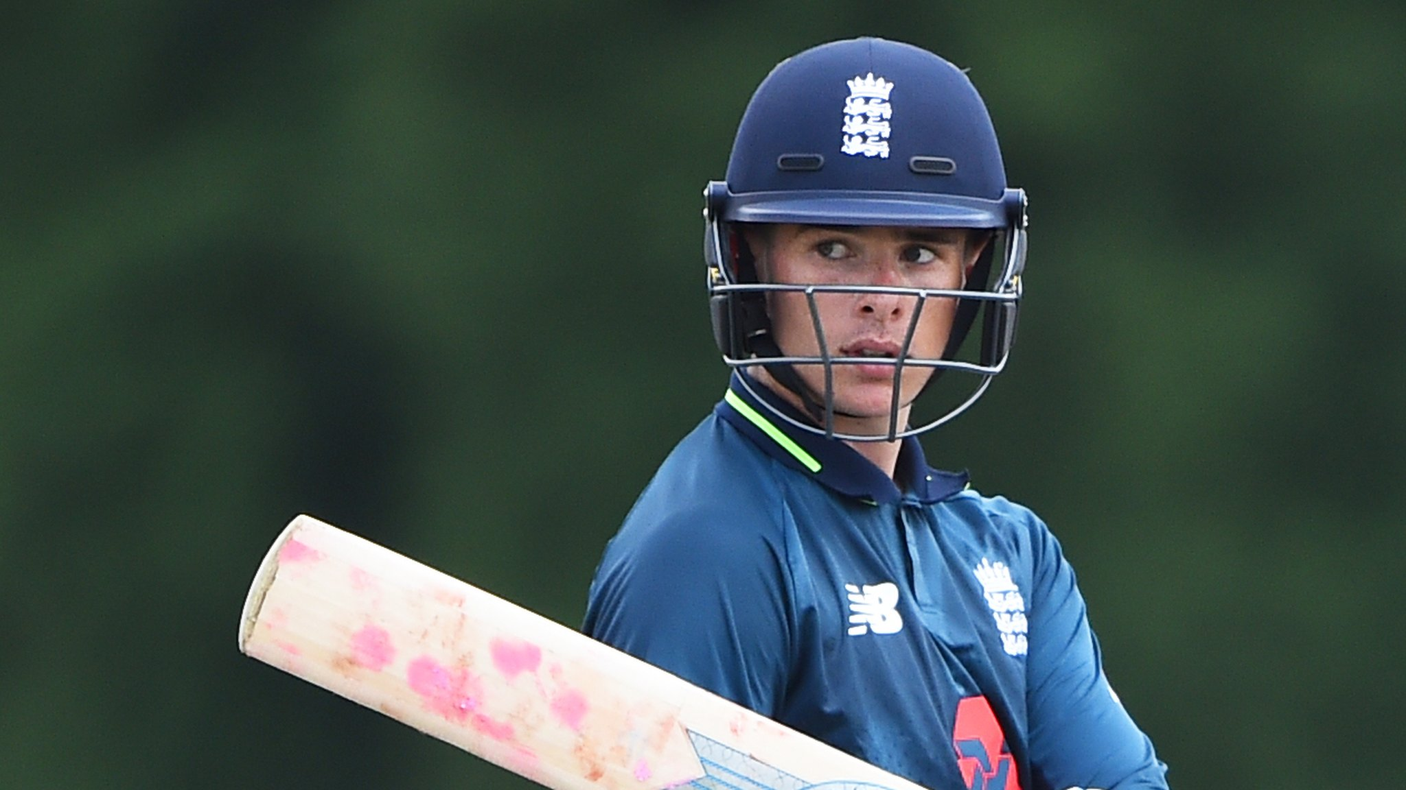 Liam O'Brien: Cricketer had to 'drop his ego' to play for England physical disability team